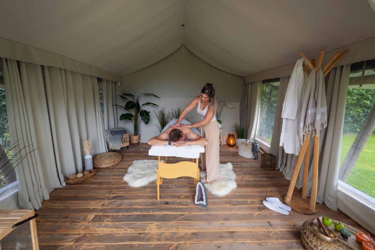 Wild at Home Massage