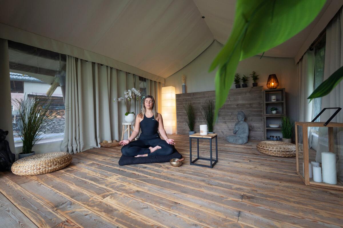 Wild at Home Meditatie