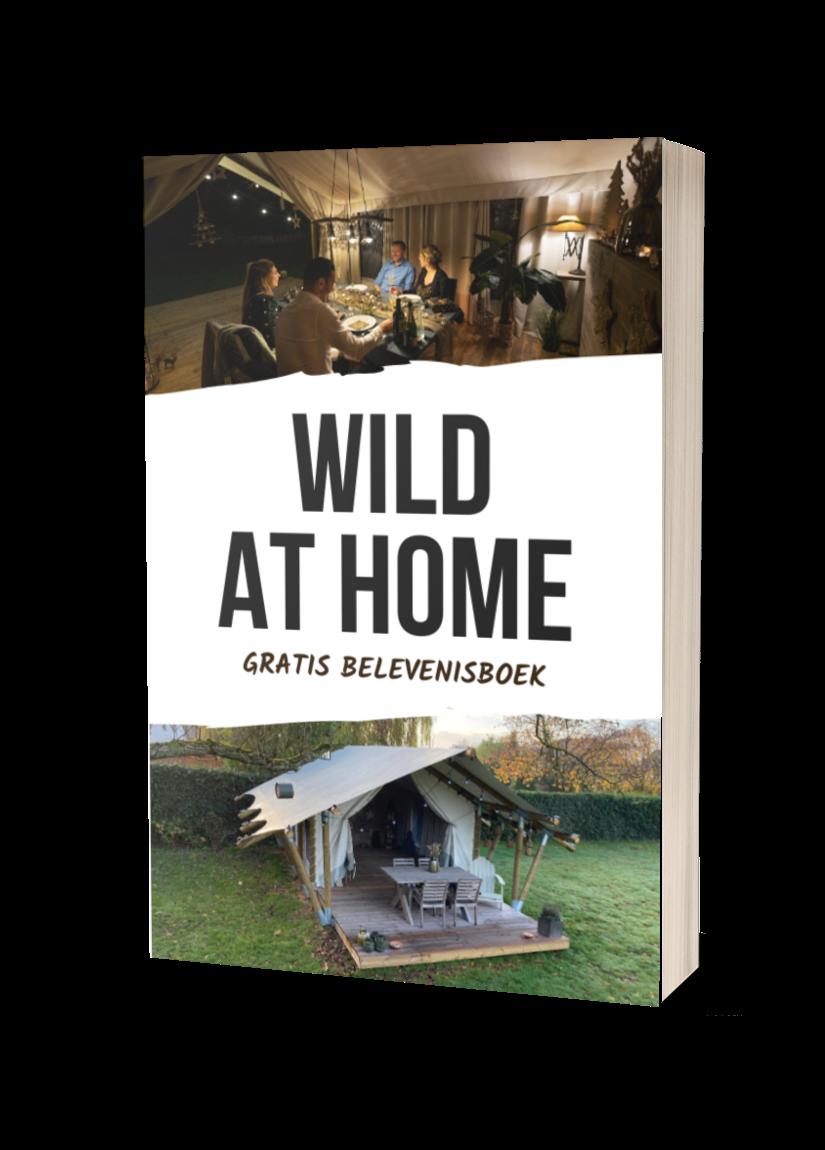 Wild At home Belevenisboek